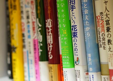おすすめ書籍カード写真